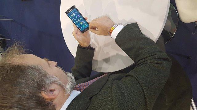 Gonzalo Sichar Móvil aplicación Diputación