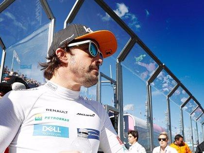 """Alonso: """"Debemos coger puntos mañana, estamos en una buena posición"""""""