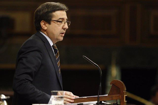 Carlos Salvador en el Debate sobre el estado de Nación