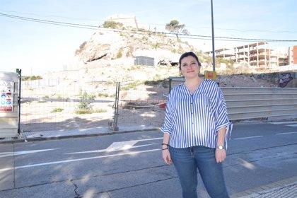 Una arquitecta de la UPCT crea un centro de artesanía para revitalizar el Monte Sacro