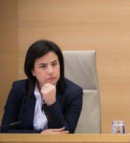 Ana Belén Vázquez, diputada del PP