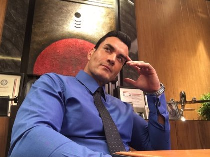 El vídeo de la valiente reacción del actor mexicano David Zepeda al ser atracado