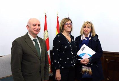 La Diputación de Palencia estudia colaborar con el Ayuntamiento de Calzada de los Molinos en mejoras hidráulicas