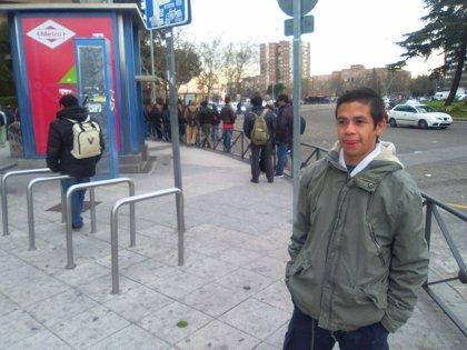 Mercado 'negro' laboral en Plaza Elíptica (Madrid): Una jornada de trabajo sin contrato por entre 20 y 50 euros