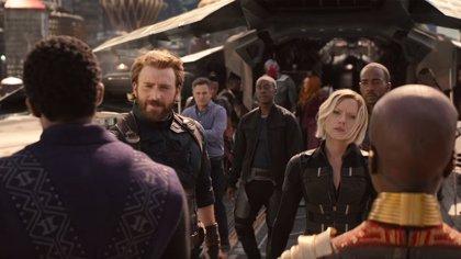 Marvel confirma la presencia de uno de los Vengadores 'desaparecidos' en Infinity War