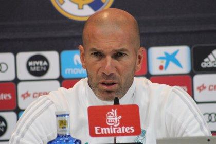 """Zidane: """"Es una vergüenza que se hable de robo, estoy indignado"""""""