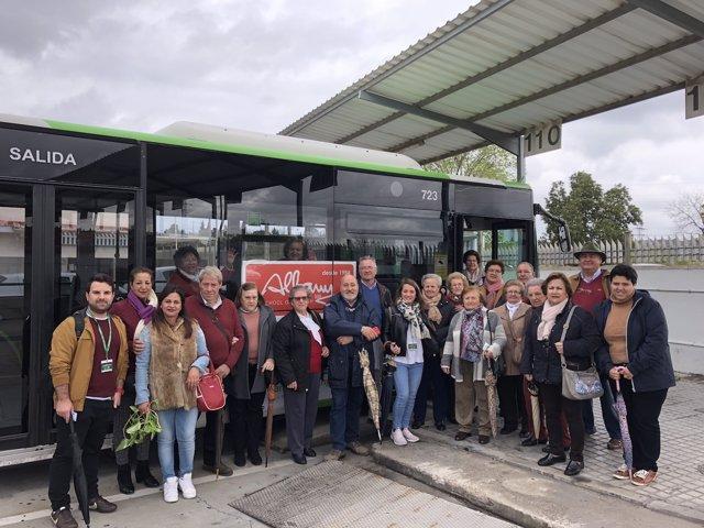 Arranca el nuevo programa educativo municipal 'Próxima parada Aucorsa'
