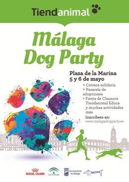 Fwd: Np Abierto El Plazo De Inscripción De La Málaga Dog Party, La Gran Fiesta Y