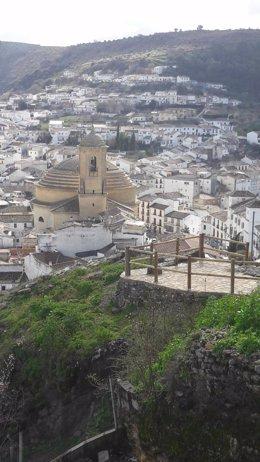 Mirador de Montefrío (Granada)