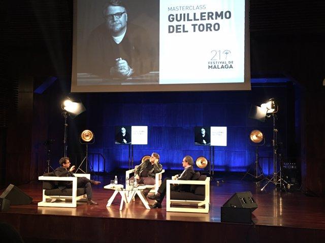 Guillermo del Toro Festival de Cine de Málaga