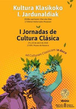 Cartel de la Jornada Cultural Clásica