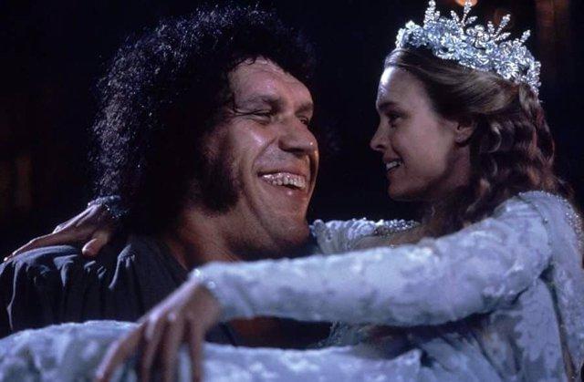 André el Gigante en La princesa prometida