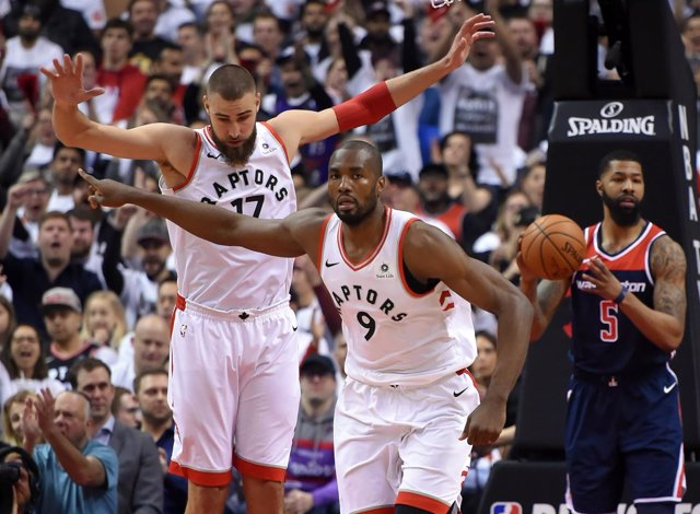 Toronto Raptors Serge Ibaka