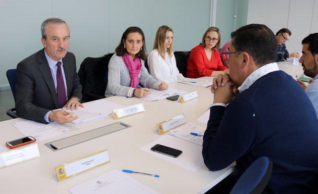 Comisión provincial del Profea en Huelva