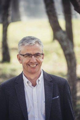 Emilio Fernández, candidato a rector de la UVigo
