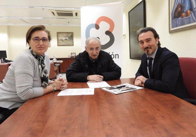 Cajasur colabora con Adsam para fomentar empleo de jóvenes