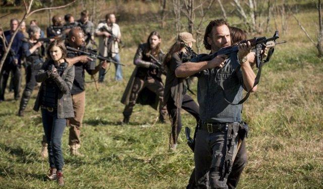 Thwe Walking Dead