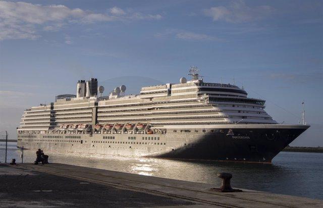 Crucero Oosterdam