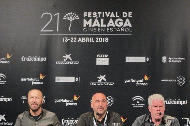 Sergio y Serguei película de Noas en el Festival de Cine de Málaga