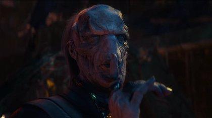 """Ebony Maw será el """"heraldo"""" de Thanos en Infinity War"""