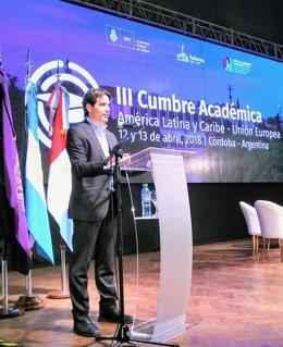 José Luis Villena, presidente de la Fampa de Melilla