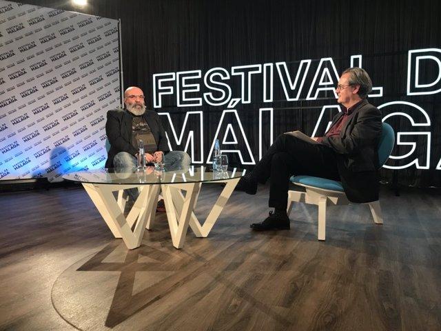 Paco Delgado premio Ricardo Franco diseño vestuario festival de Málaga 2018