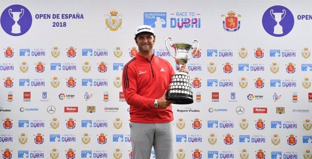 Jon Rahm culmina su asalto al Open de España