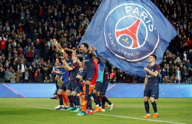 El PSG aplasta al Mónaco y reclama el título de Ligue 1