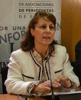 Elsa González, presidenta de la FAPE