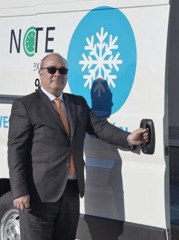 Vehículo de temperatura controlada de Northgate