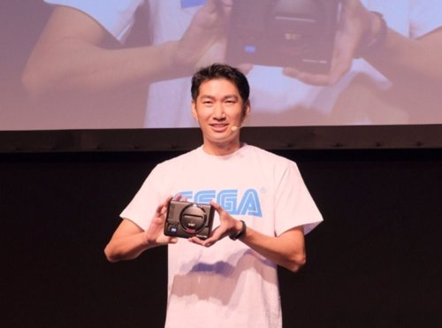 Mini Sega Génesis