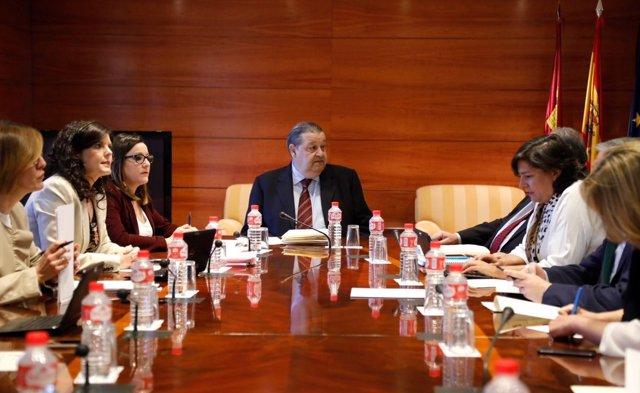 Reunión de la Mesa