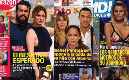 La pesadilla de María Lapiedra, el veto de Isabel Pantoja y la tregua de Rocío Carrasco