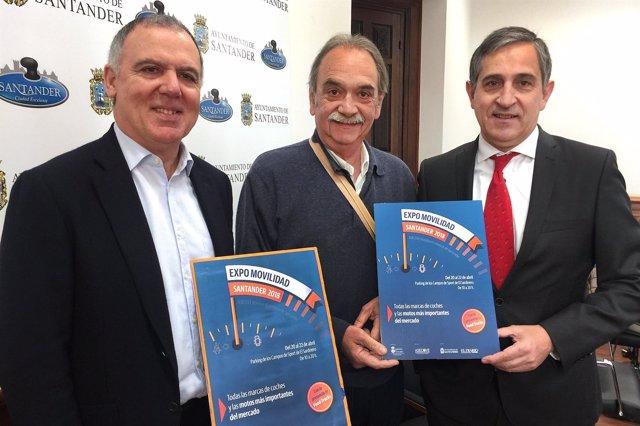 Presentación Exposición Movilidad Santander 2018