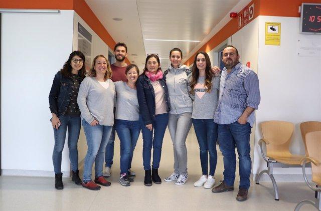 Unidad hospitalización a domicilio de las Pitiusas
