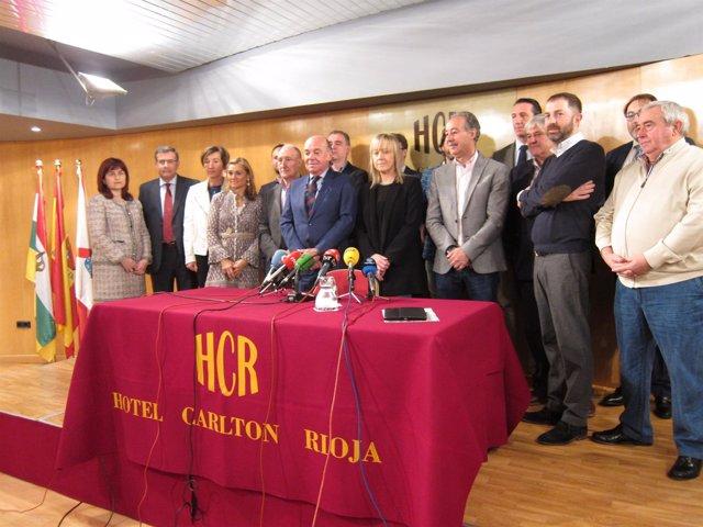 Candidatura García-Calzada a Cámara de Comercio
