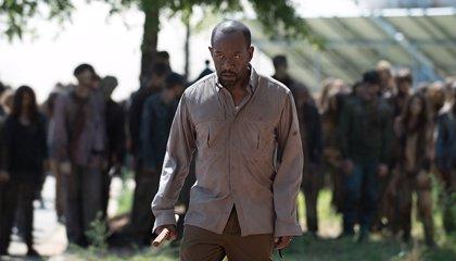 Morgan salta a Fear The Walking Dead acompañado de otros tres personajes de TWD