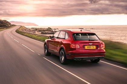 Bentley presentará en el Salón de Pekín el todocamino Bentayga V8, con 550 caballos