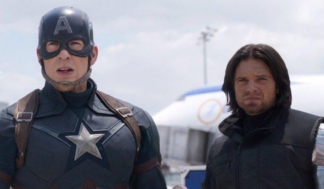 Capitán América: Soldado de Invierno
