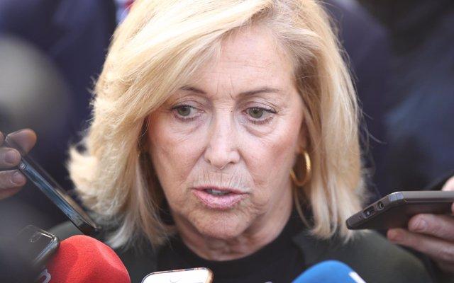 Dancausa dice que el caso Mercamadrid fue un 'montaje' de AM para 'difamarles' y estudia denuncia por dañar su honor