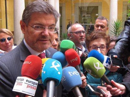 """Catalá considera que hay """"esperar"""" a las investigaciones en el caso Cifuentes y después """"tomar las decisiones"""""""