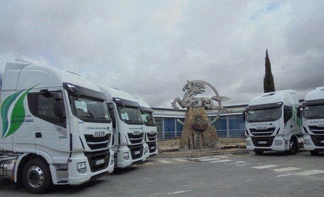 Nuevos Stralis NP 400 de Iveco entregados a Acotral