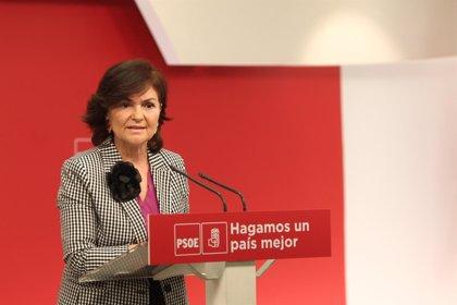 El PSOE desaprueba la participación de UGT y CCOO en la manifestación por los presos del 'procés'