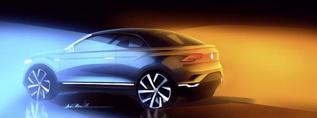 Versión descapotable Volkswagen T-Roc