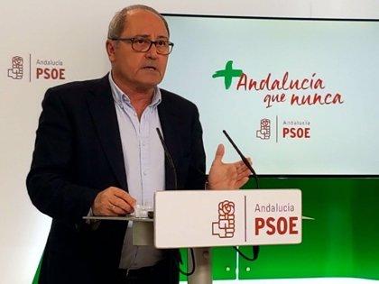 """PSOE-A: Chaves y Griñán siempre han contribuido al interés general y nunca """"al beneficio personal"""""""