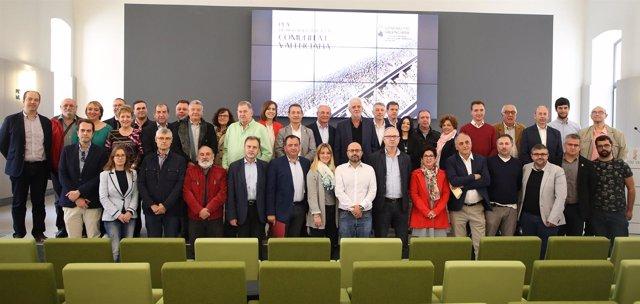 Reunión de alcaldes para exigir más financiación para Cercanías