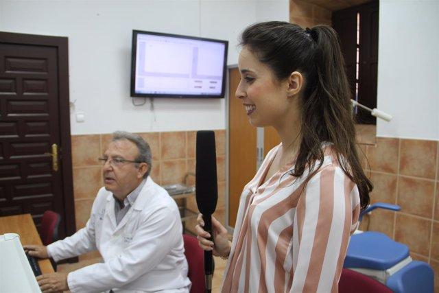 Juan Antonio Gil Melgarejo, durante una de las actividades realizadas