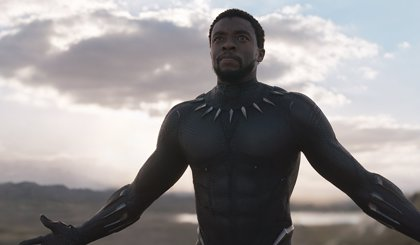 Marvel presume de los récords de Black Panther
