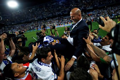10 victorias del centenario Zidane
