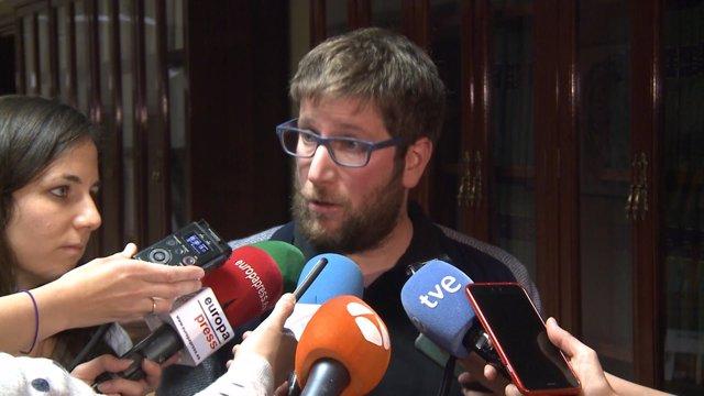 Urbán declara sobre la polémica del maás de Cristina Cifuentes